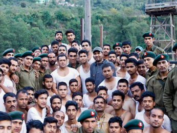 WOW! The Indian Army trains 600 actors for Kabir Khan's Tubelight