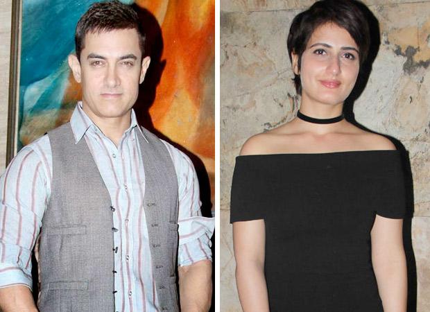 BREAKING: Aamir Khan won't be romancing Fatima Sana Sheikh in Thugs of Hindostan