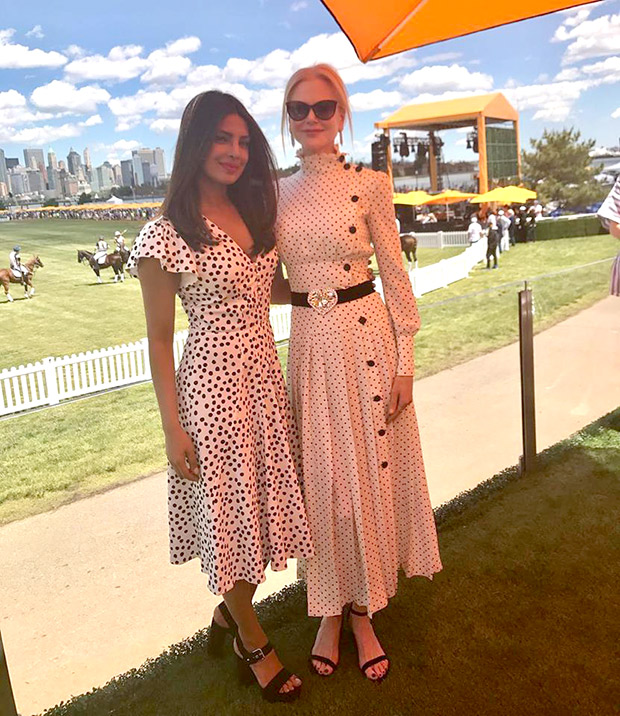 WOW! Priyanka Chopra chills with Hollywood stars Nicole Kidman, Kate Mara, Keri Russell and supermodel Kendall Jenner