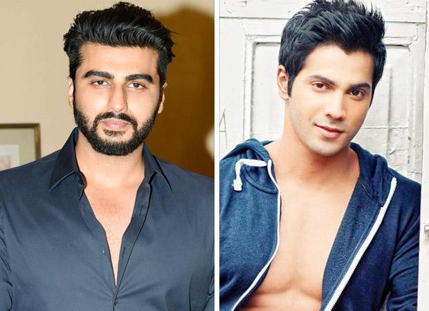 SCOOP: Is Arjun Kapoor upset with Varun Dhawan?