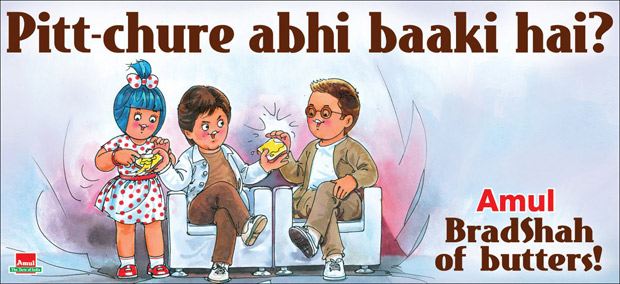 Amul has a hilarious take on Shah Rukh Khan and Brad Pitt's possible collaboration-2
