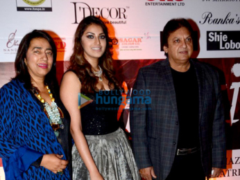 Anu Ranjan and Shashi Ranjan host the Beti fashion fundraiser show