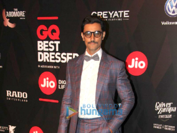 Celebs grace the 'GQ Best Dressed Awards 2017'