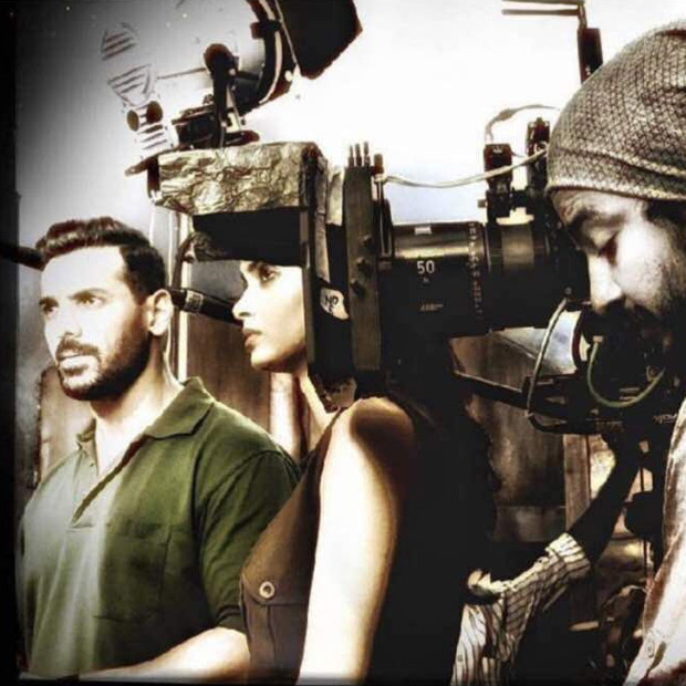 Check out Diana Penty starts shooting for John Abraham's Parmanu – The Story of Pokhran in Jodhpur