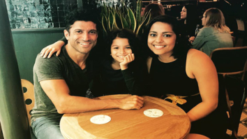 Farhan Akhtar is in Paris with daughter Akira and this is what he posted!1