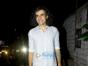 Imtiaz Ali's birthday bash at Korner House with Shahrukh Khan, Ranbir Kapoor, Alia Bhatt and Deepika Padukone