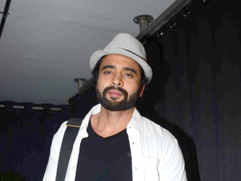 Jackky Bhagnani, Prateik Babbar and Gauahar Khan snapped post theatre play 'Riddles'
