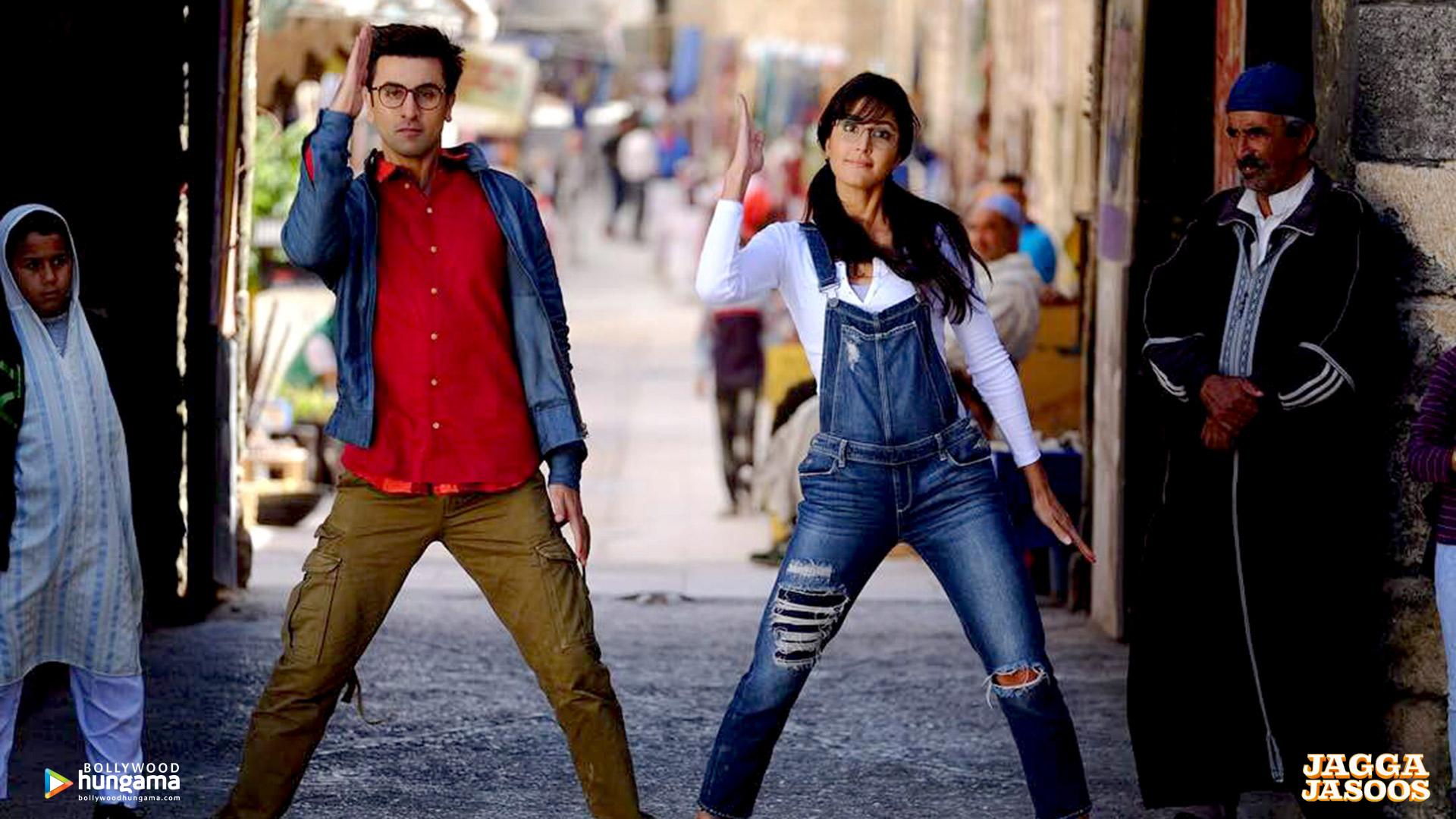 Photo : Ranbir Kapoor and Katrina Kaif - Jagga Jasoos