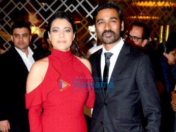 Kajol and Dhanush grace the trailer and music of launch of their film VIP 2 Lalkar