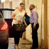 Kareena Kapoor Khan snapped in Bandra