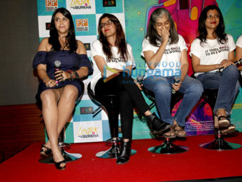 Media meet of the film Lipstick Under My Burkha