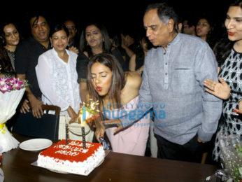 Neetu Chandra celebrates her 33rd birthday with her family and friend