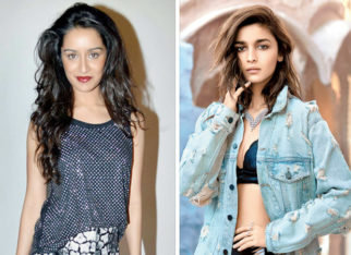 OMG! Shraddha Kapoor CONFESSES that she is inspired by Alia Bhatt