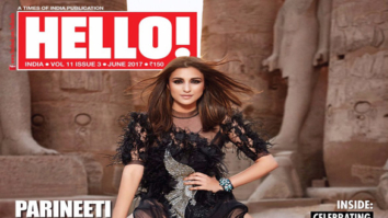 Parineeti Chopra On The Cover Of Hello!