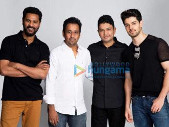 On The Set Of Prabhu Dheva - Sooraj Pancholi's Next