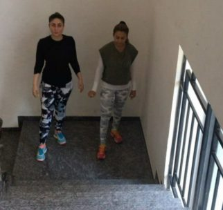 REVEALED Kareena and Amrita ditched the gym to do THIS!