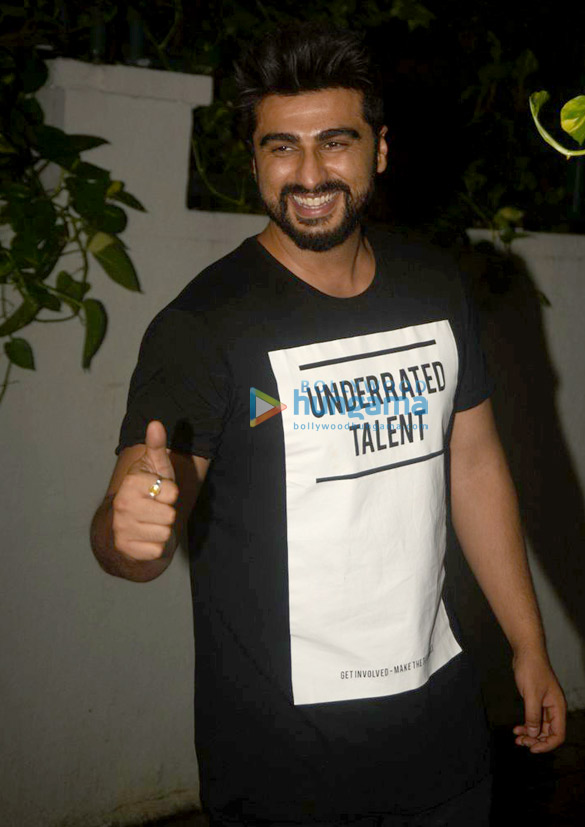 Ranbir Kapoor, Ranveer Singh, Aditya Roy Kapur and many more at Arjun Kapoor's birthday bash