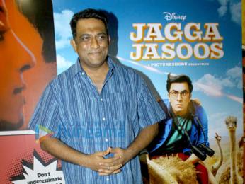 Ranbir Kapoor and Anurag Basu promote Jagga Jasoos ...