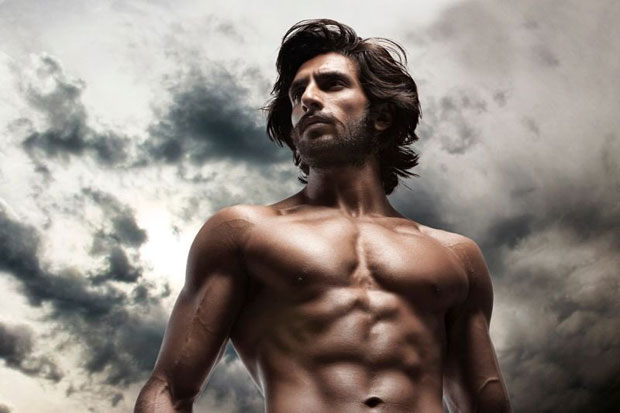 Ranveer Singh's beefed up look will wipe away your Monday blues-1