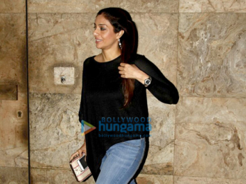 Rekha and others grace the special screening of 'Dear Maya'