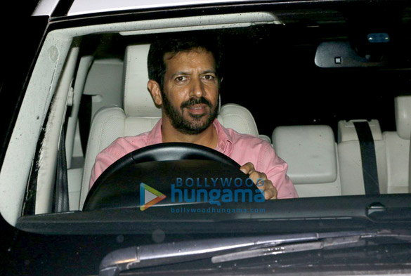 Salman Khan, Iulia Vantur and others at the first screening of 'Tubelight' at Yashraj Studio