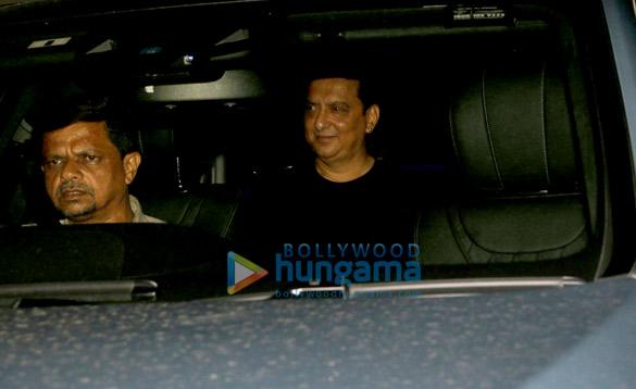 Salman Khan, Iulia Vantur and others at the first screening of 'Tubelight' at Yashraj Studio