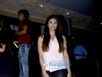 Salman Khan, Shah Rukh Khan and others snapped at Tubelight's screening