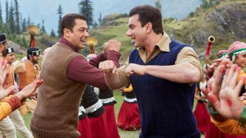Salman Khan & Sohail Khan's Brotherly Bond In This Making Video Of Naach Meri Jaan video
