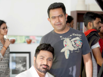On The Sets Of The Movie Shab