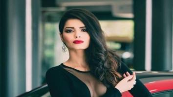Sonali Raut sizzles in a black
