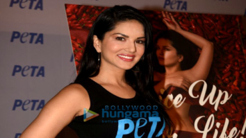 Sunny Leone grace PETA newest 'Spice Up Your Life! Go Vegetarian' campaign