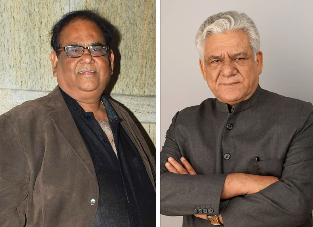This is why Satish Kaushik stepped into the shoes of Om Puri for the latter's last film