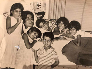 Throwback Tuesday: When 'Bachchan bunch' visited an injured Amitabh Bachchan at a hospital
