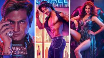 Tiger Shroff & Nidhhi Agerwal's SUPER HOT Chemistry In This Munna Michael - Official Photo Shoot