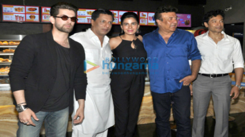 Trailer launch of Madhur Bhandarkar's film 'Indu Sarkar'