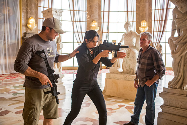 WOW! Katrina Kaif indulges in intense stunt training with the Dark Knight Rises action director for Tiger Zinda Hai1