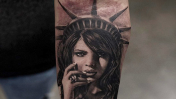 WOW! This fan gets a tattoo of Priyanka Chopra as Statue of Liberty and it is awesome