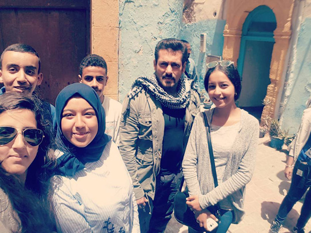 check out salman khan begins shooting for tiger zinda hai in morocco