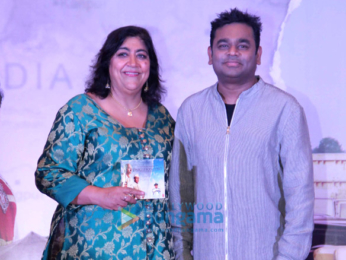 A.R. Rahman, Gurinder Chadha and Huma Qureshi launch the music of 'Partition: 1947'