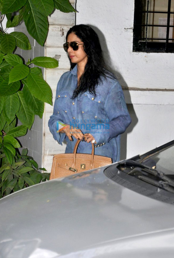 Alia Bhatt, Jahnavi Kapoor, Sridevi and others snapped at Kromakay salon