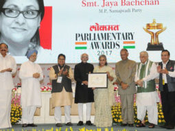 Amitabh Bachchan praises Jaya Bachchan after she receives Best Parliamentarian Award-1