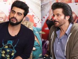 Anil Kapoor & Arjun Kapoor Play The SPECIAL Chacha - Bhatijha Game vid