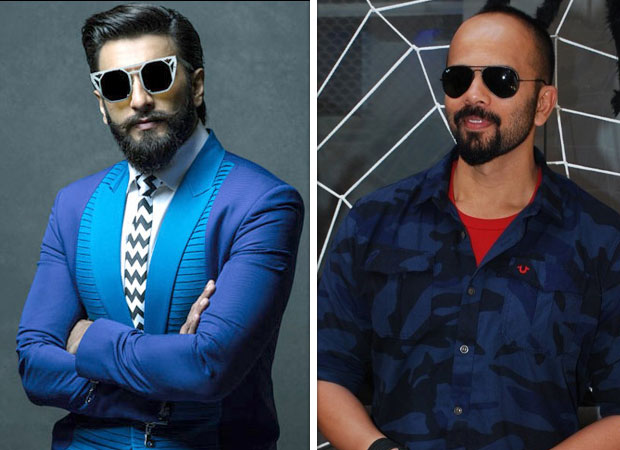 Ranveer Singh to join hands with Rohit Shetty for an action film!