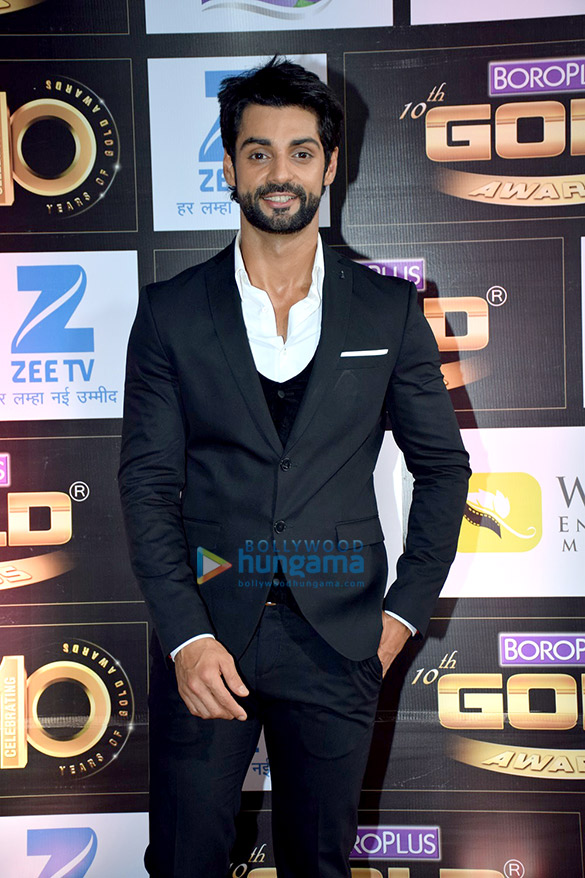 Celebs grace the '10th Gold Awards 2017′