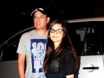 Celebs snapped at the airport leaving to attend the IIFA awards in New York