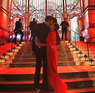 Check out Lisa Haydon shares a kiss with husband Dino Lalvani-1