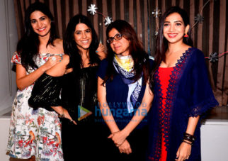 Ekta Kapoor, Aahana Kumrah, Alankrita Shrivastava talk about Lipstick Under My Burkha's success
