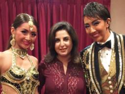 Farah Khan Enjoying The Om Shanti Om Fever In JAPAN