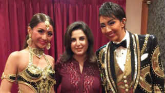 Farah Khan Enjoying The Om Shanti Om Fever In JAPAN