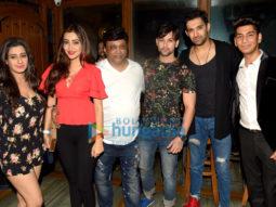 Celebrities grace the surprise birthday bash of Gautam Sharma